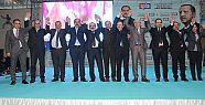 AK Parti'nin Hakkari ilçe ve belde adayları...