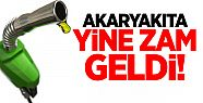 Akaryakıta yüzde 9 ÖTV zammı