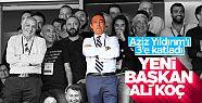 Ali Koç, Fenerbahçe Başkanı seçildi