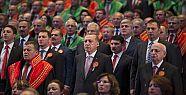 Ankara Barosu da adli yıl açılışına...