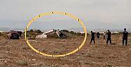 Antalya'da eğitim uçağı düştü: 2...