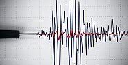Ayvacık'ta 4.3 büyüklüğünde deprem...