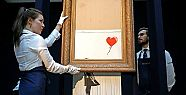 Banksy: Aslında tamamen parçalanacaktı!