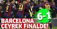 Barcelona 'imkansız' denileni başardı:...