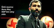 Barış Atay HDP'den milletvekili adayı...