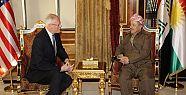 Barzani, Jeffrey ile Suriye Kürtlerini...