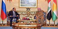 Barzani'den Lavrov'a Fırat'ın doğusu...