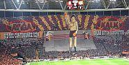 Galatasaray'ın koreografisine soruşturma...