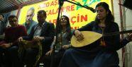 BDP'li siyasetçiler konser verdi!