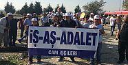Cam işçileri İstanbul'a yürüyor: İş,...