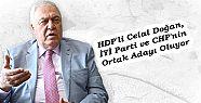 Celal Doğan, CHP-İYİ Parti'nin Gaziantep...