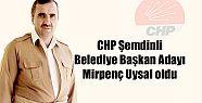 CHP Şemdinli Belediye Başkan Adayı Mirpenç...