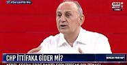CHP'li Çiçek: Kriterlerimize uyan HDP'lileri...