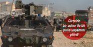 Cizre'de bir asker ile bir polis yaşamını...
