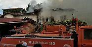 Çorum'da yangın: 4'ü çocuk 5 ölü
