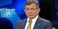 Davutoğlu: AK Parti'nin AKP'lileştiğini...