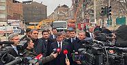 Davutoğlu: Deprem için toplanan her kuruş...
