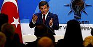 Davutoğlu'ndan AK Parti için 'yenilenme'...