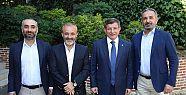 Davutoğlu'ndan 'yeni parti' hakkında açıklama:...