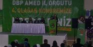 DBP Diyarbakır İl Eşbaşkanlığı'na...