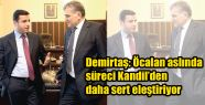 Demirtaş: Öcalan aslında süreci Kandil'den...