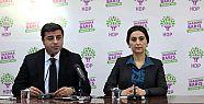 Demirtaş ve Yüksekdağ'dan tutuklu gazeteci...