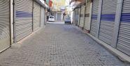 Diyarbakı'da kepenkler kapalı