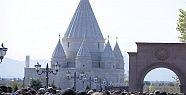 Dünyanın en büyük Ezidi tapınağı...