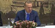 Erdoğan: 30-35 kilometre derinliğe kadar...
