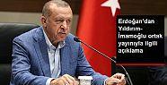 Erdoğan: Canlı yayın son haftaya ışık...
