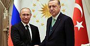 Erdoğan: Kudüs konusunda Putin ile benzer...