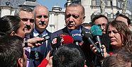 Erdoğan: Seçim bitti, şimdi mahkeme süreci...