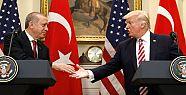 Erdoğan Trump'la Suriye'yi konuştu