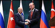 Erdoğan'dan Putin'e 'Fırat'ın doğusu'...