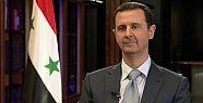 Esad ilk kez konuştu: Türkiye'ye Suriye'nin...