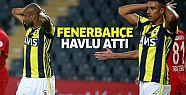 Fenerbahçe Ziraat Türkiye Kupasından...