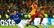 Galatasaray, Schalke 04 ile 0-0 berabere...