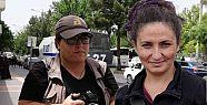 Gazeteciler Ruken Demir ve Melike Aydın...