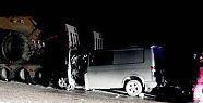 Gezi dönüşü kaza: 6 ölü