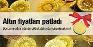 Gram altın 200 lirayı test etti