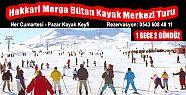 Hakkari Merga Bütan Kayak Merkezi Turu...
