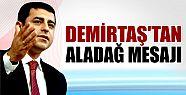 HDP Eş Genel Başkanı Selahattin Demirtaş'tan...