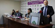 HDP Eş Genel Başkanı Sezai Temelli: Erken...