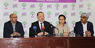 HDP Eş Genel Başkanı Sezai Temelli'den...