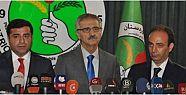 HDP heyeti temaslarına Goran Hareketi ile...