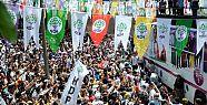 HDP mitingi: Bıçak kemiğe dayandı abe