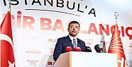 İmamoğlu: İstanbul kırmızı renge boyanmıştır
