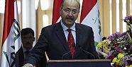 Irak Cumhurbaşkanı Berhem Salih: Esad...