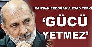 İran'dan Erdoğan'a 'Esad' tepkisi