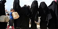 'IŞİD, kamptan kaçan Fransız kadınları...